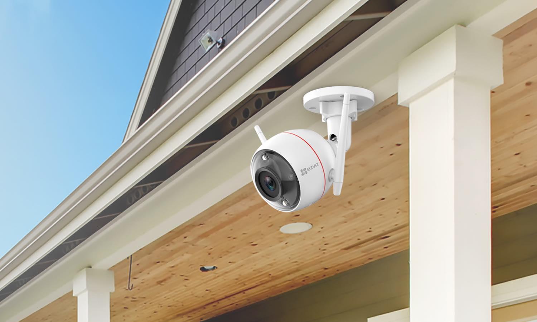 EZVIZ C6N Smart Pan And Tilt WiFi Indoor Security Camera